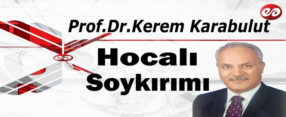 'Hocalı Soykırımı: Ekonomi - Politik Değerlendirme' Prof. Dr. Kerem Karabulut'un Kaleminden
