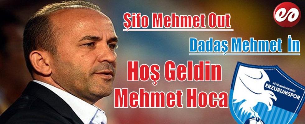 Mehmet Özdilek Erzurumspor'da