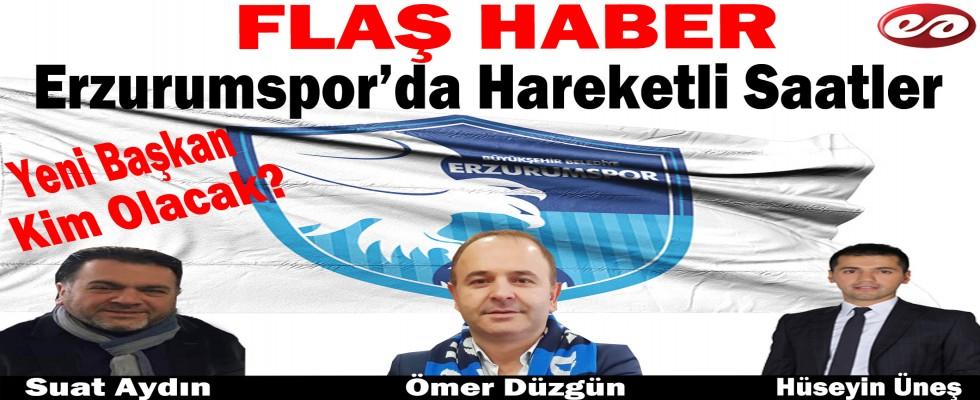 Erzurumspor'da Kongre Heyecanı