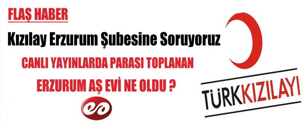 Erzurum Aşevi Nerede?