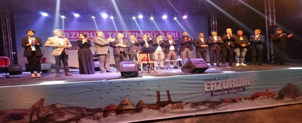 Erzurum Tanıtım Günlerinde Muhteşem Final