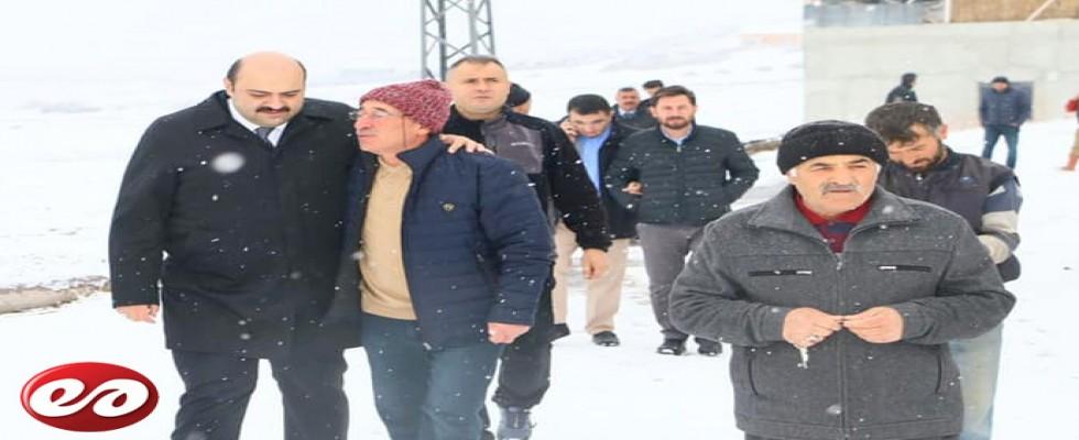 Başkan Orhan Vatandaşına Merhem Olacak