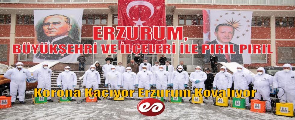 Erzurum Pırıl Pırıl