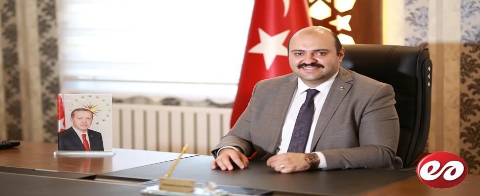 Başkan Orhan'dan Bayram Tebriği