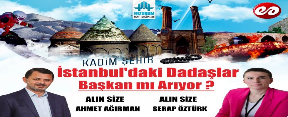 İstanbul'daki Dadaşlar Başkan mı Arıyor ?