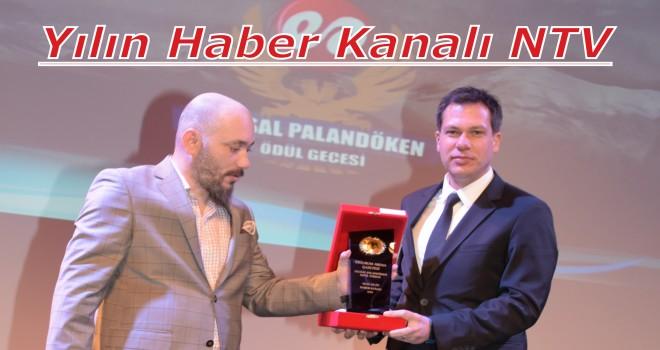 Ulusal Palandöken Ödül Töreninde Ntv'ye Ödül...