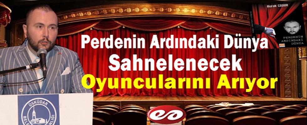 Erzurum Tiyatro Şölenine Hazırlanıyor