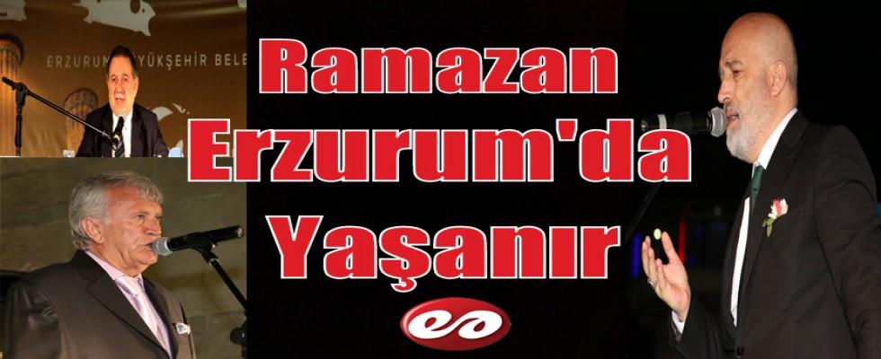 Büyükşehir'in Ramazan Etkinlikleri Dolu Dolu Geçti