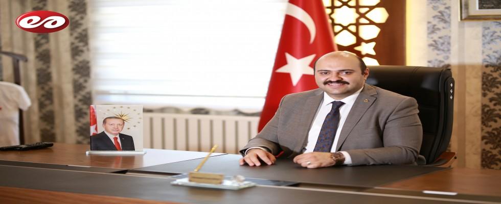 Başkan Orhan'dan Kurban Bayramı Tebriği