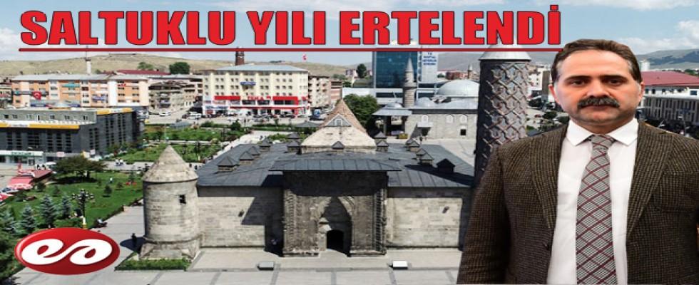 ÖNEMLİ! SALTUKLU YILI ERTELENDİ