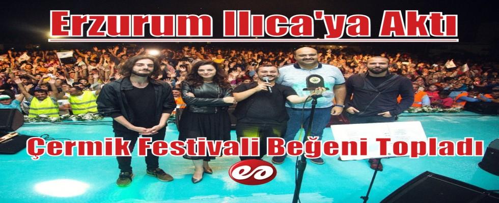 Erzurum Ilıca'ya Aktı