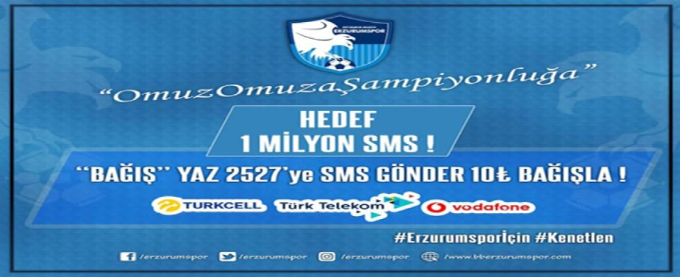 Gün Erzurumspor'a Destek Olma Günü