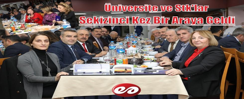 Üniversite-STK Buluşmalarının 8.'si Düzenlendi
