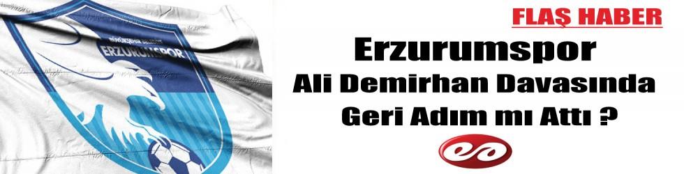 Erzurum Arena Gazetesi Yine Çok Özel Bir Habere Daha İmza Attı!