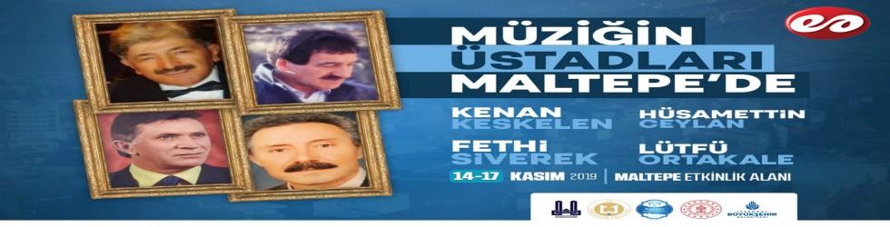 Müziğin Ustaları İstanbul'u Şenlendirecek